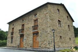 Finca O Bizarro casa rural en Trabada (Lugo)