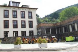 Hotel Mirador de Barcia casa rural en Ribeira De Piquin (Lugo)