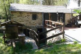 Molino de Louzao casa rural en Palas De Rei (Lugo)