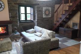 O Paxar casa rural en Samos (Lugo)