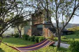 Os Tres Teixos casa rural en Foz (Lugo)