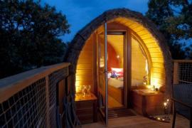 Camping-Bungalows Monte Holiday casa rural en Gargantilla Del Lozoya (Madrid)