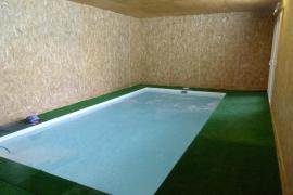 Casa de Montaña Eseija  casa rural en Lozoya (Madrid)
