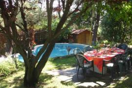 Casa Tula casa rural en Pedrezuela (Madrid)