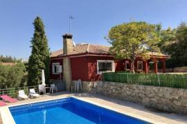 El Bolero de Brasal casa rural en Valdemorillo (Madrid)
