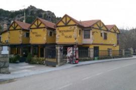 El Yelmo casa rural en Manzanares El Real (Madrid)