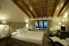 Hotel Rural Las Rozuelas casa rural en Cercedilla (Madrid)