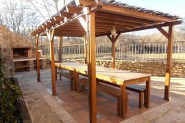 La Cárcava casa rural en La Serna Del Monte (Madrid)