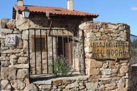 La Posada del Nogal casa rural en La Serna Del Monte (Madrid)