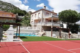 Las Casas De La Roca casa rural en Zarzalejo (Madrid)