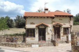 Las Casitas de Braojos casa rural en Braojos (Madrid)