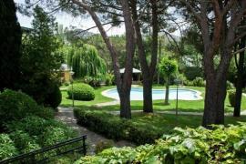 Mansion Longinos casa rural en Los Molinos (Madrid)