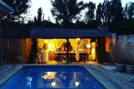 Renacer de los Sentidos casa rural en Pelayos De La Presa (Madrid)