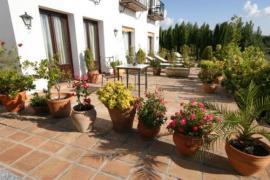 Arriadh Hotel casa rural en Ronda (Málaga)