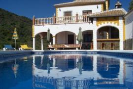 Casa Rural Villa Javier casa rural en Sayalonga (Málaga)