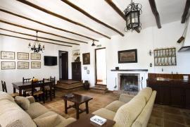 Antiguo Cortijo de Montero casa rural en Campillos (Málaga)