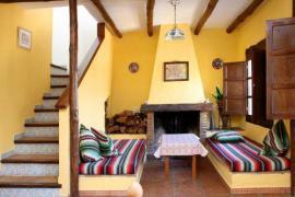 Complejo Rural Los Lirios casa rural en Jimera De Libar (Málaga)