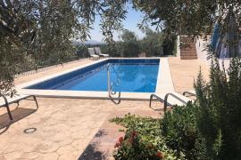 Cortijo El Horcajillo casa rural en Villanueva De Algaidas (Málaga)