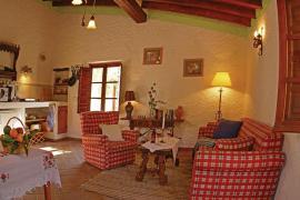 Cortijo Lagar de Luisa casa rural en El Borge (Málaga)
