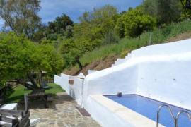 Cortijo Serrano casa rural en Jubrique (Málaga)