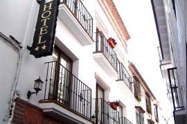 Hotel Al - Andalus  casa rural en Torrox (Málaga)