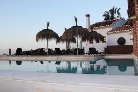 Hotel Posada Morisca casa rural en Frigiliana (Málaga)