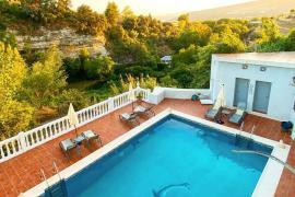 Hotel Rural Villa Ignacia casa rural en Arriate (Málaga)