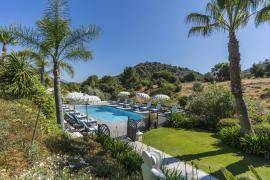Hotel Shanti Som  casa rural en Monda (Málaga)