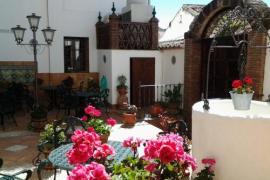 La Casa Grande del Burgo casa rural en El Burgo (Málaga)