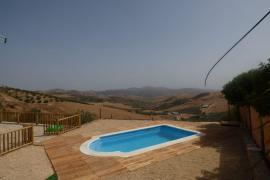 La Sombra de la Parra casa rural en Antequera (Málaga)