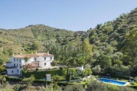 Lagar Martinez casa rural en Malaga (Málaga)