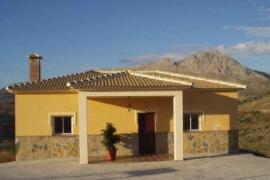 Los Cuarteros Altos casa rural en Antequera (Málaga)
