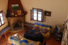 Molino Jabonero casa rural en Villanueva Del Trabuco (Málaga)