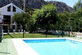 Monte Las Viñas casa rural en Benaojan (Málaga)
