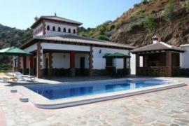 Casa Rural Villa Alejandro casa rural en Sayalonga (Málaga)