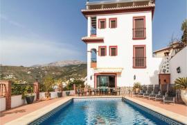 Villa La Posada casa rural en Canillas De Albaida (Málaga)