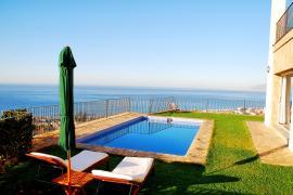 Vista del Mar casa rural en Malaga (Málaga)