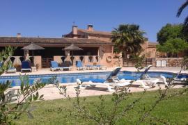 Agroturisme Son Lladó casa rural en Campos (Mallorca)