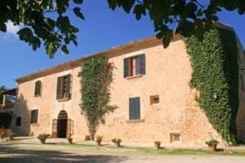 Possessió Binicomprat casa rural en Algaida (Mallorca)