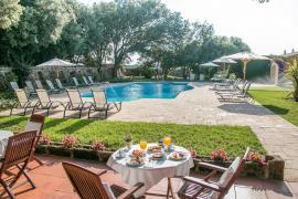 Hotel Rural Sant Ignasi casa rural en Ciudadela (Menorca)