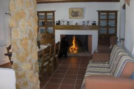 Azuzam Rural casa rural en Moratalla (Murcia)