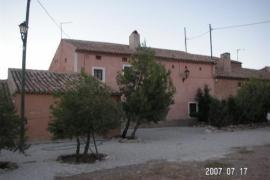 Casa Cortijo El Tartamudo casa rural en Moratalla (Murcia)