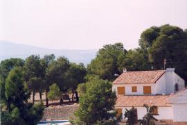 Casas Huerta Pinada I y II casa rural en Pliego (Murcia)