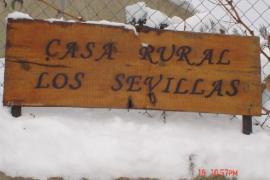 Los Sevilla casa rural en Moratalla (Murcia)