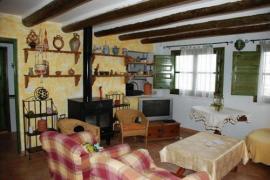 Caserío de Las Palmeras casa rural en Ojos (Murcia)
