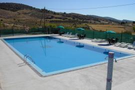 Caserio Inazares casa rural en Moratalla (Murcia)