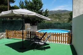 Cortijo Provencio casa rural en Moratalla (Murcia)