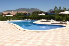 Cortijo Villa Rosa casa rural en Caravaca De La Cruz (Murcia)