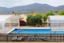 Finca Liarte casa rural en Fuente Alamo (Murcia)