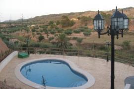 Rio Chicamo casa rural en Abanilla (Murcia)